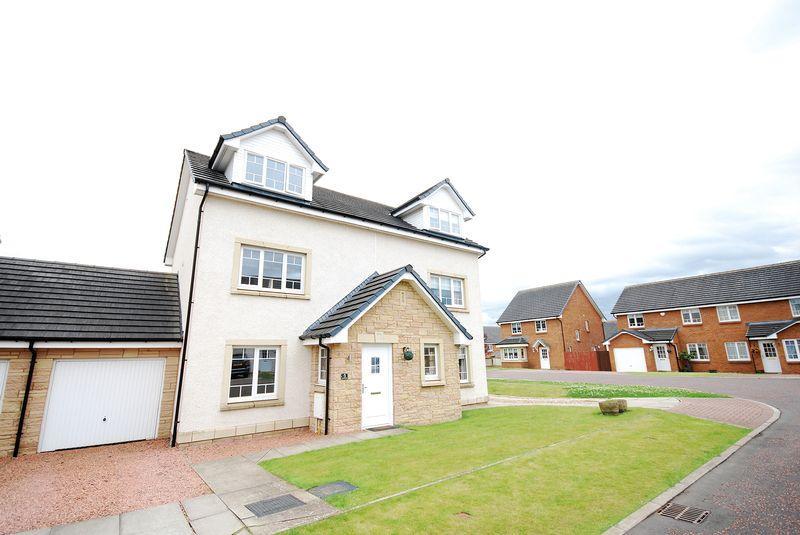 3 Bedrooms Semi-detached Villa House for sale in 5 Aberfeldy Place, Kilmarnock KA1 2SG