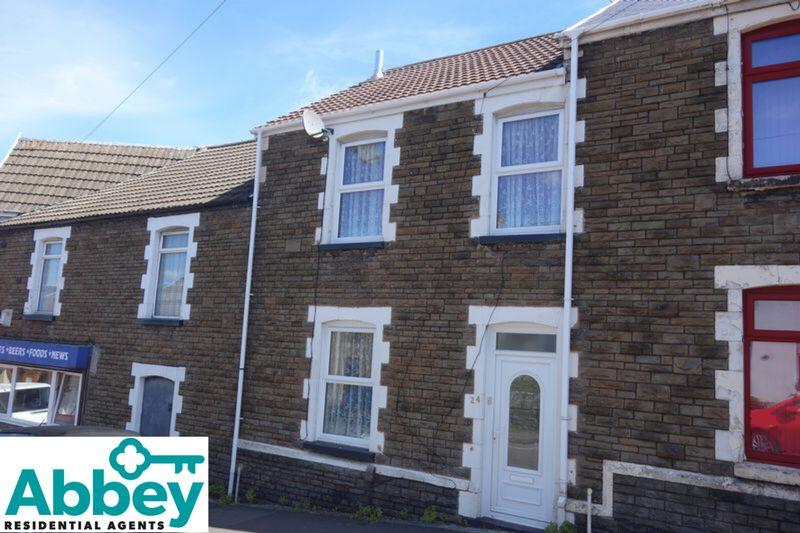 3 Bedrooms Terraced House for sale in Lewis Road, Neath, SA11 1DX