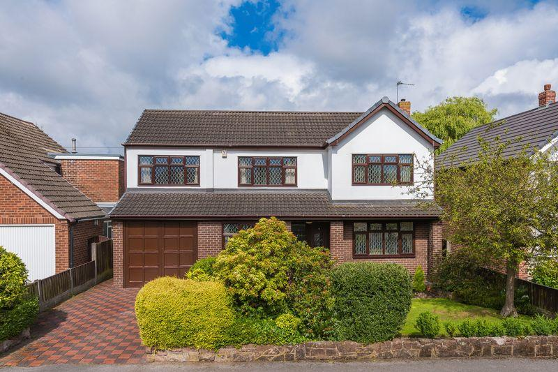4 Bedrooms Detached House for sale in Kirkby Road, Culcheth
