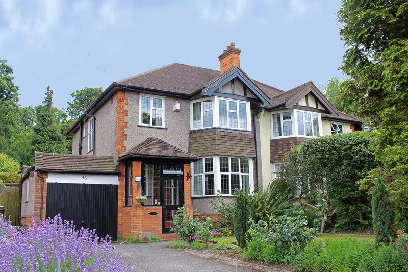 3 Bedrooms Semi Detached House for sale in Norfolk Avenue, Sanderstead, Surrey