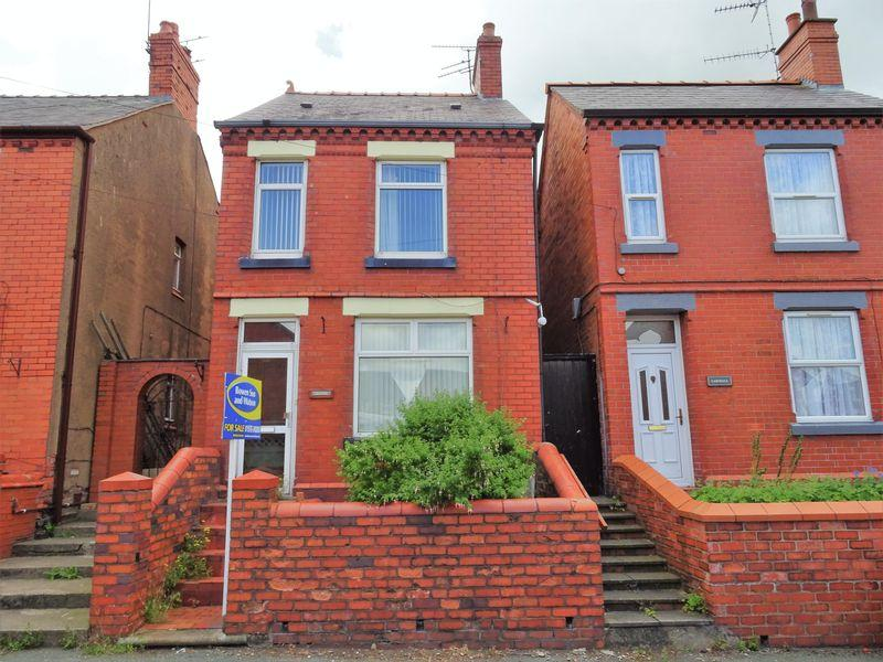 2 Bedrooms Detached House for sale in New Street, Wrexham