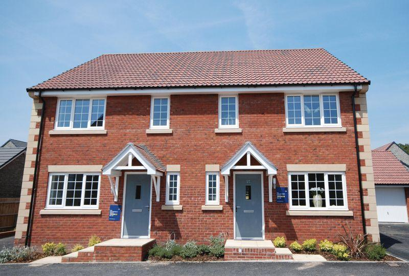 3 Bedrooms Semi Detached House for sale in Vicarage Fields