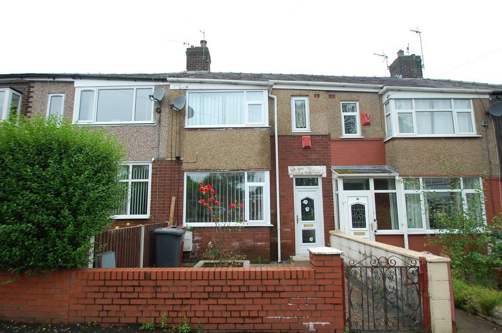 2 Bedrooms Terraced House for sale in Moorgate Street, Mill Hill, Blackburn
