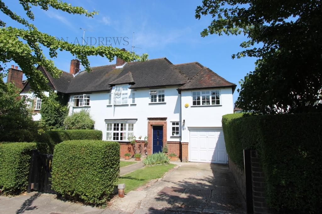 4 Bedrooms House for sale in Brentham Way, Ealing, W5