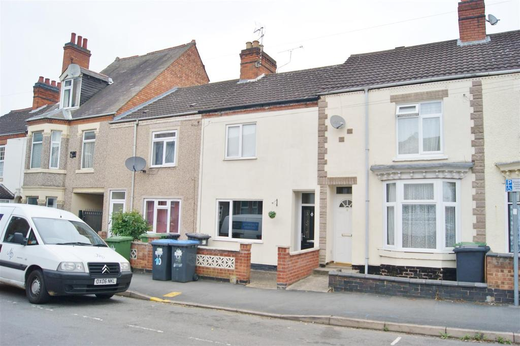 3 Bedrooms Terraced House for sale in Market Street, Town Centre, Rugby