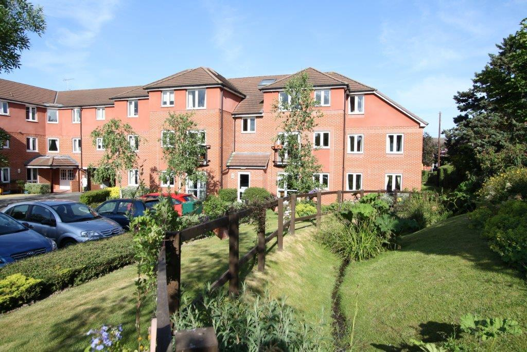 1 Bedroom Retirement Property for sale in Berryfield Court, Bursledon Road, Hedge End SO30