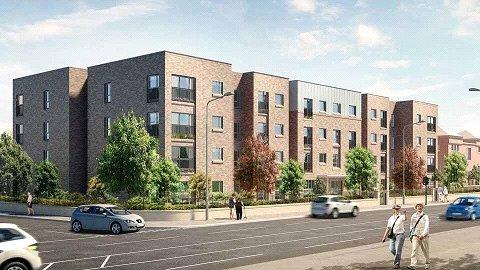 2 Bedrooms Flat for sale in Apartment 13, 3 Jameson Gate, High Street, Portobello, EH15