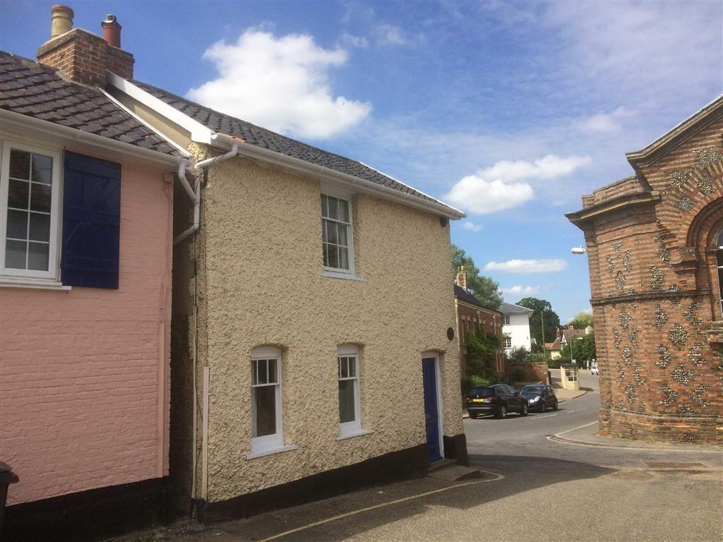 2 Bedrooms Cottage House for sale in Cross Street, Eye, Suffolk