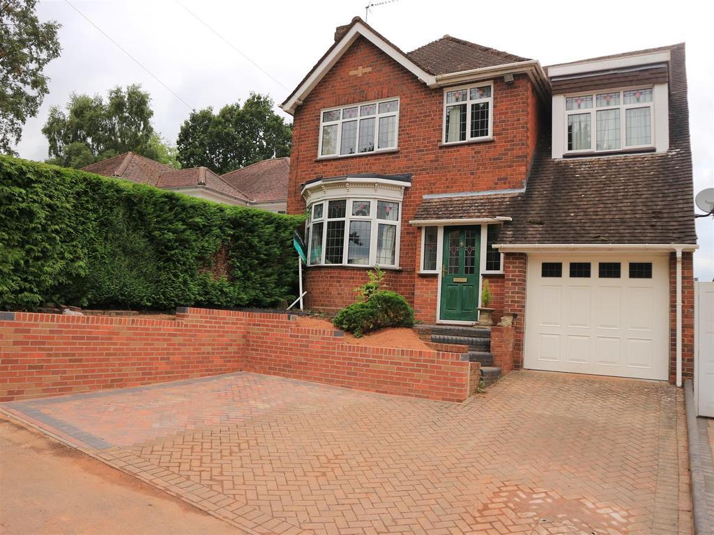 4 Bedrooms Detached House for sale in Covert Lane, Norton, Stourbridge
