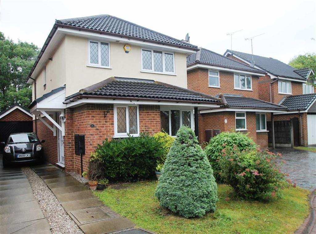 3 Bedrooms Detached House for sale in Houghton Close, Hoole