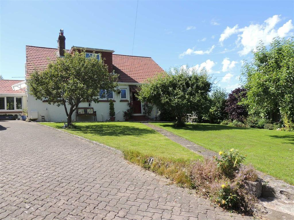 3 Bedrooms Detached House for sale in Church Hill Lane, Knowle, Braunton, Devon, EX33
