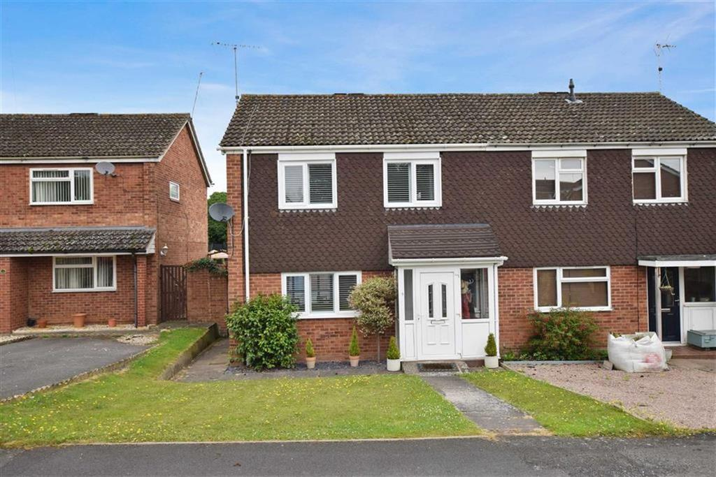 2 Bedrooms Semi Detached House for sale in Shaw Hedge Road, Bewdley, Worcestershire