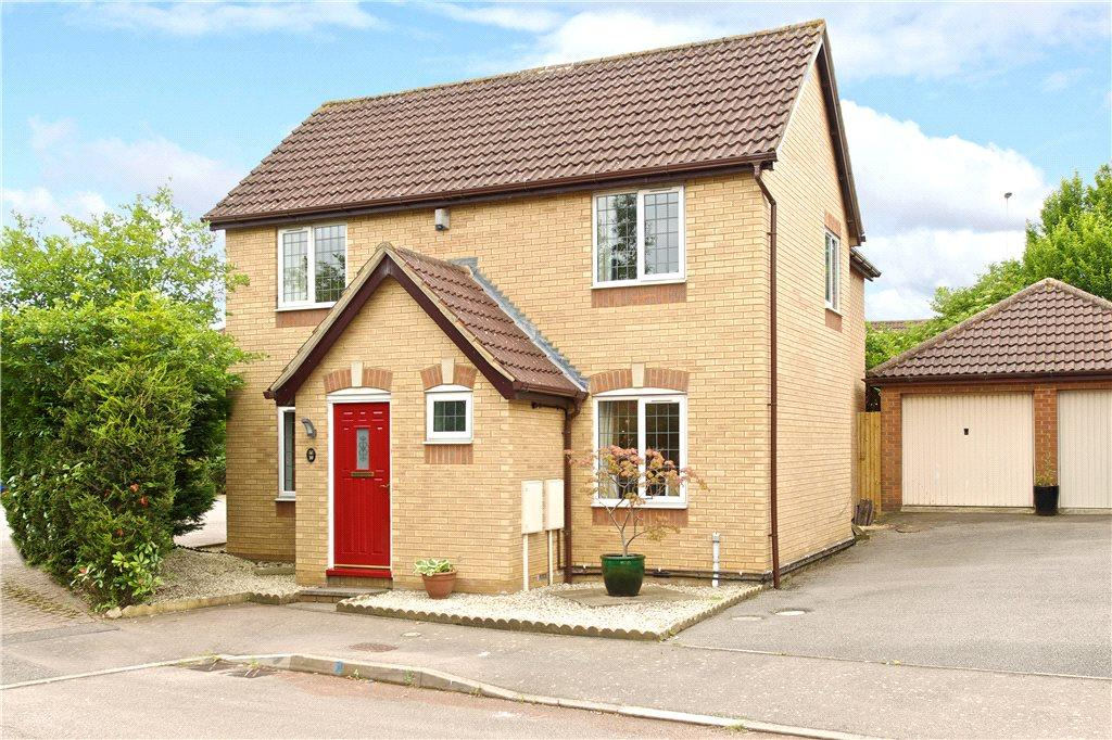 5 Bedrooms Detached House for sale in Faraday Close, Upton, Northamptonshire