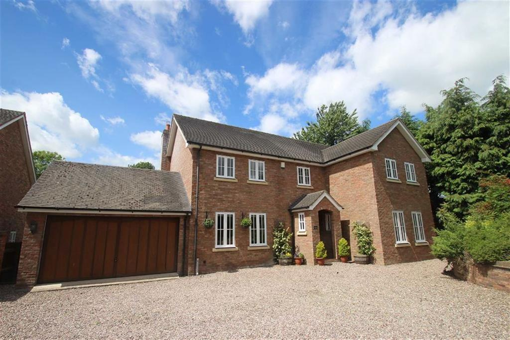 5 Bedrooms Detached House for sale in Harmer Hill, Shrewsbury