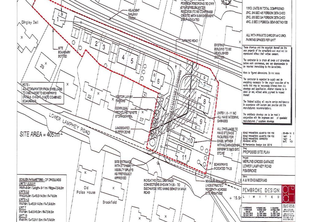 Plot Commercial for sale in Lower Lamphey Road, Pembroke