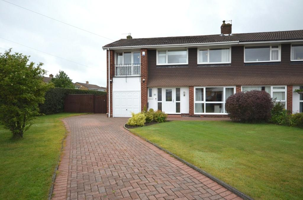 4 Bedrooms Semi Detached House for sale in Chapel House