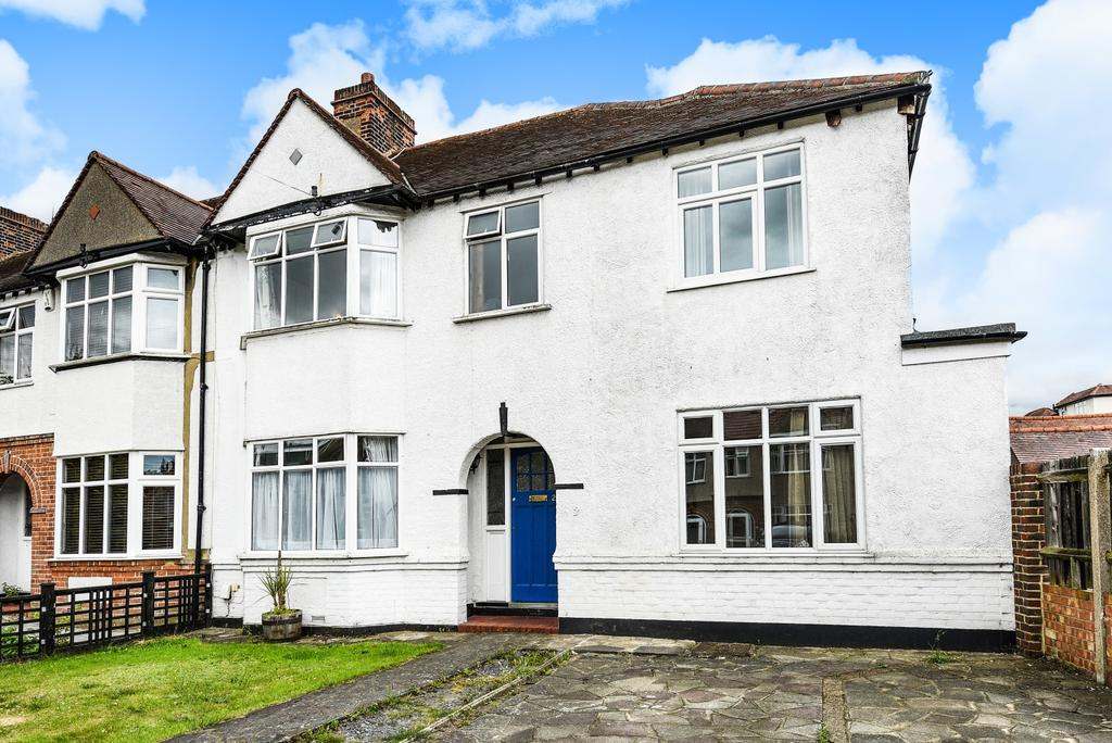 4 Bedrooms End Of Terrace House for sale in Wickham Crescent West Wickham BR4