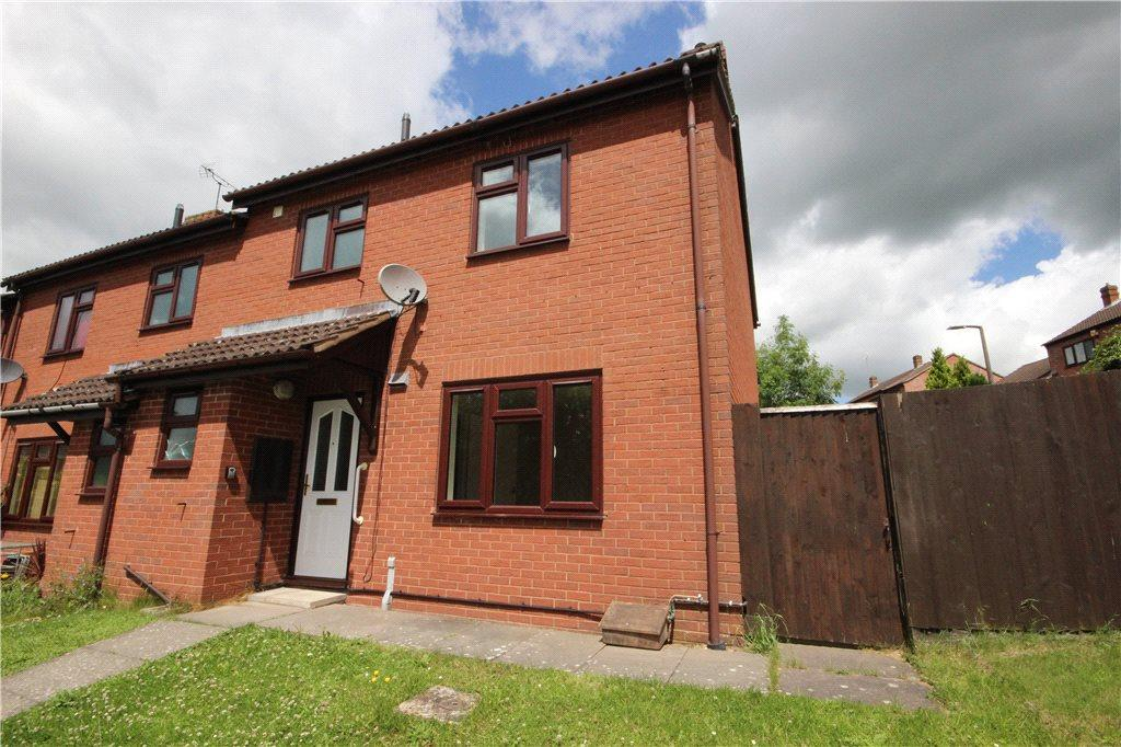 3 Bedrooms Semi Detached House for sale in Toll Gate Road, Ludlow, Shropshire, SY8