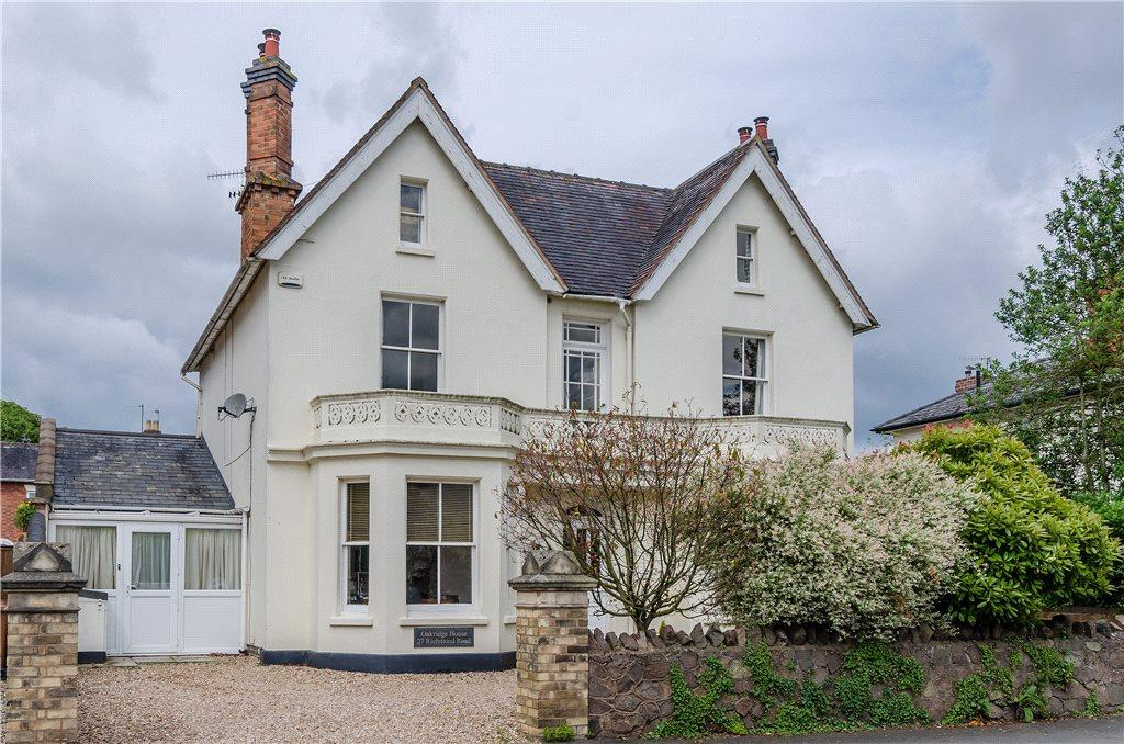 6 Bedrooms Detached House for sale in Richmond Road, Malvern, Worcestershire, WR14