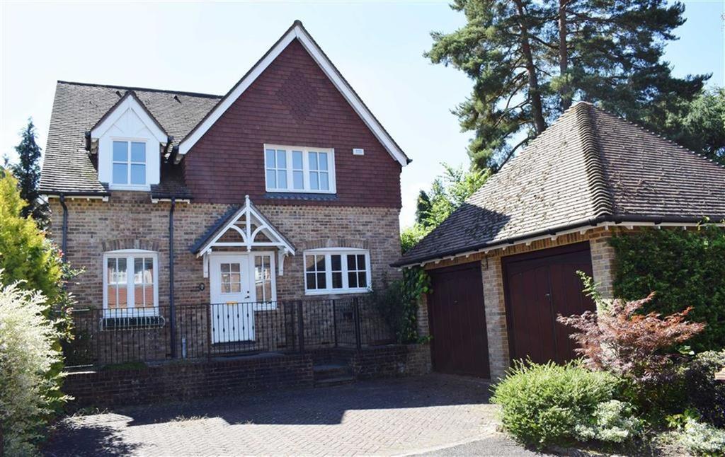 4 Bedrooms Detached House for sale in Staceys Meadow, Elstead Godalming, Surrey