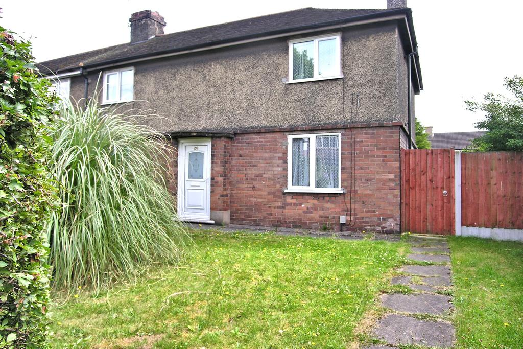 3 Bedrooms Semi Detached House for sale in WESTON ROAD, LITTLEWORTH, STAFFORD ST16