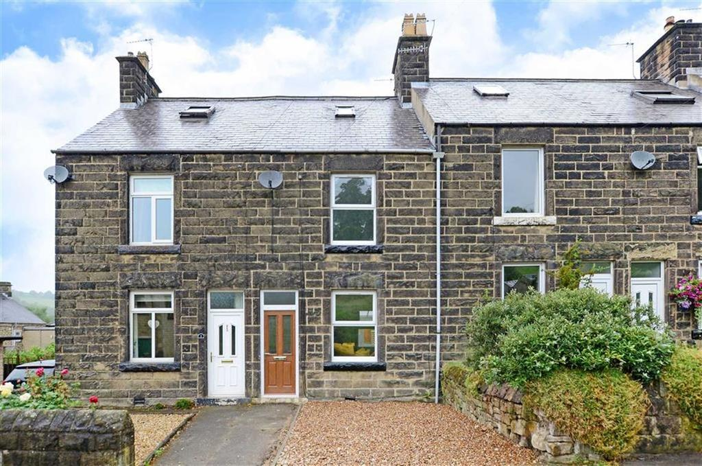 3 Bedrooms End Of Terrace House for sale in 2, Park View, Dungreave Avenue, Matlock, Derbyshire, DE4