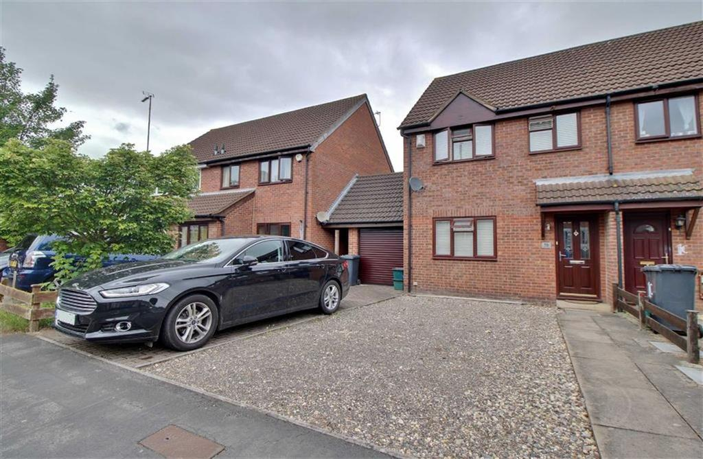 3 Bedrooms End Of Terrace House for sale in Lysons Avenue, Linden, Gloucester