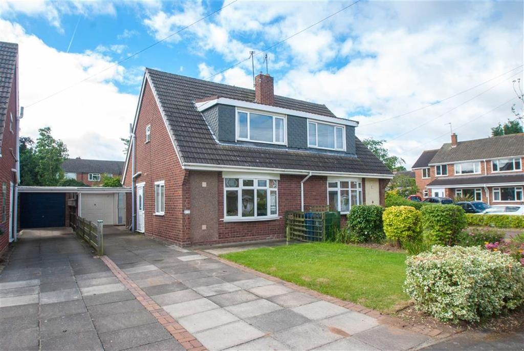 3 Bedrooms Semi Detached House for sale in Pass Avenue, Whittington, Staffordshire