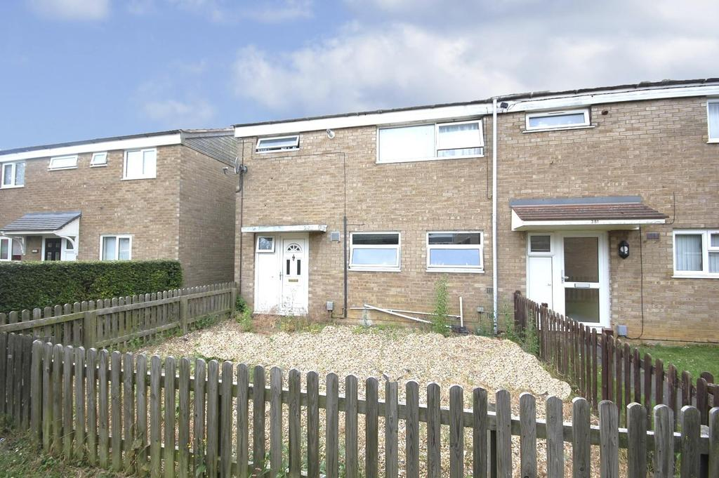 5 Bedrooms End Of Terrace House for sale in Ripon Road, Stevenage