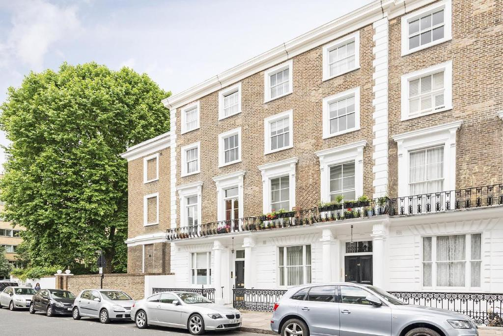 3 Bedrooms Flat for sale in Orsett Terrace, Bayswater