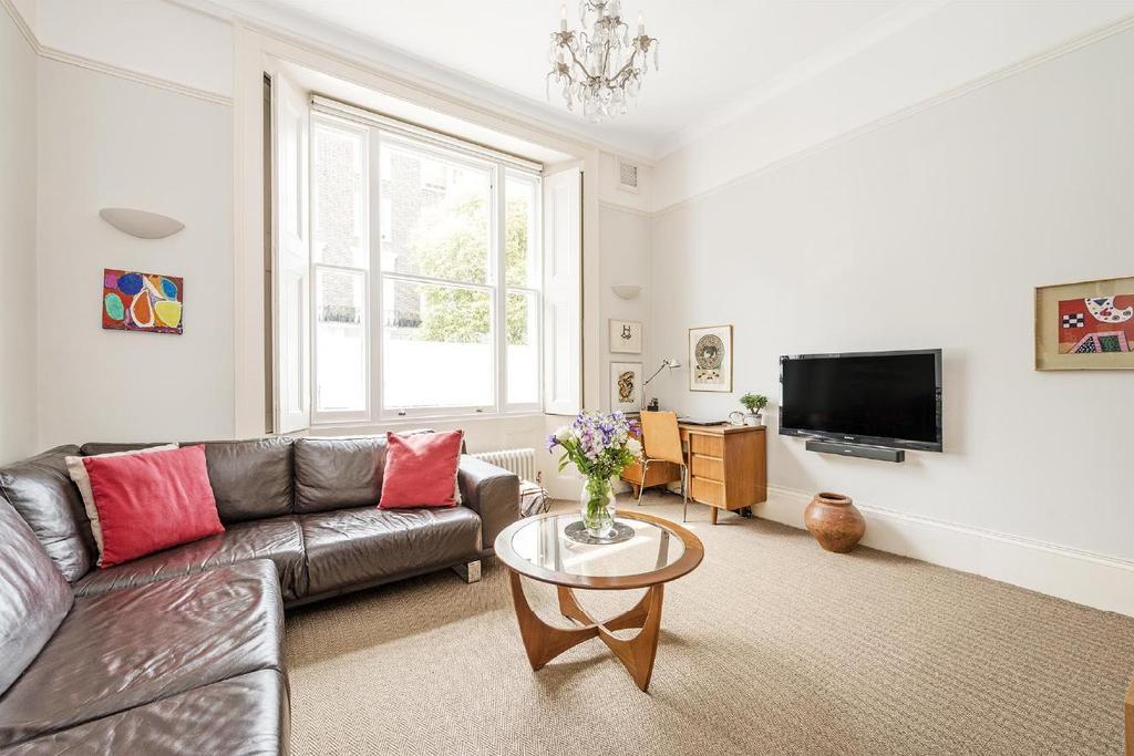 3 Bedrooms Flat for sale in Orsett Terrace, Bayswater