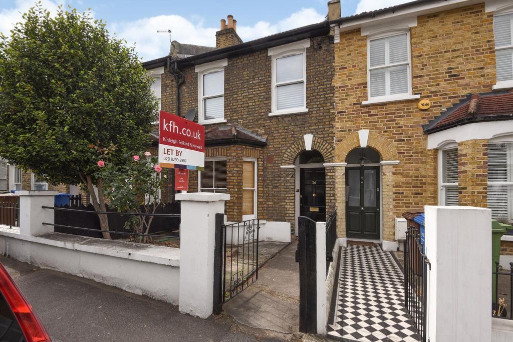 1 Bedroom Flat for sale in Oglander Road, Peckham Rye
