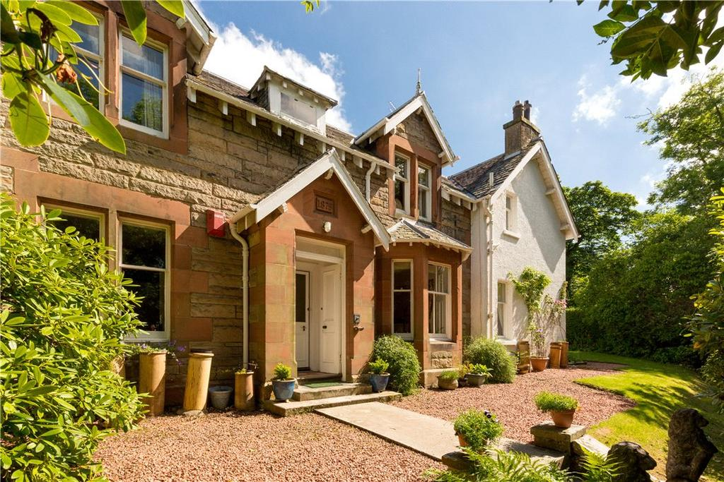 5 Bedrooms Detached House for sale in Bridge Road, Edinburgh, Midlothian, EH13