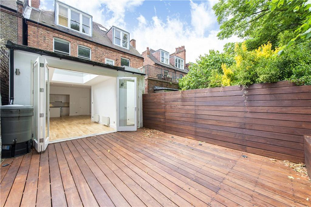 1 Bedroom Flat for sale in Lambolle Road, Belsize Park, London, NW3
