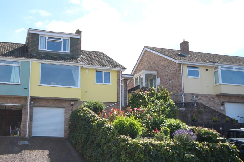 5 Bedrooms Semi Detached House for sale in Greenway, Watchet TA23