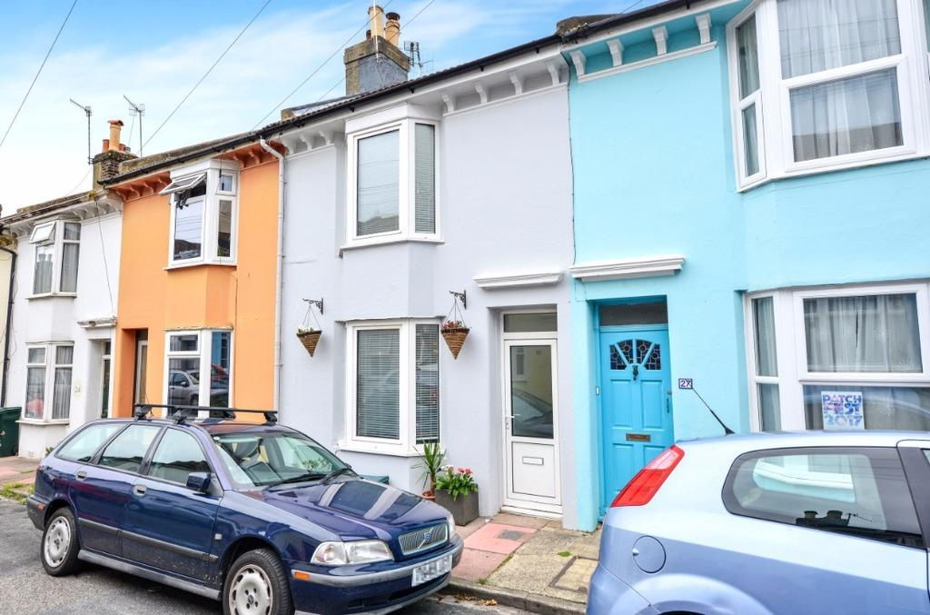 2 Bedrooms Terraced House for sale in Toronto Terrace Brighton BN2