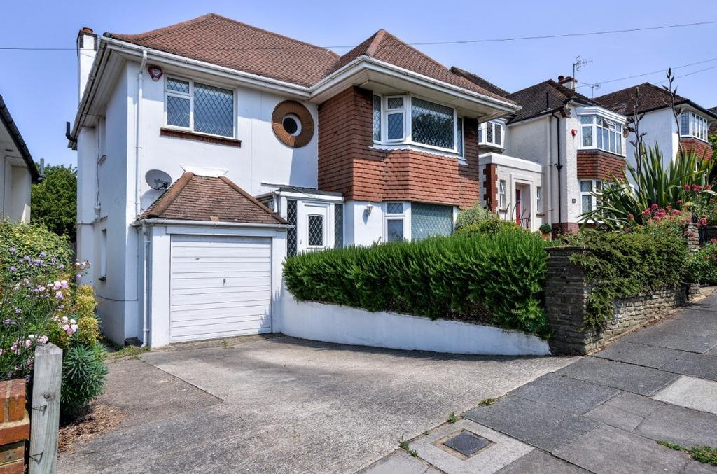 5 Bedrooms Detached House for sale in Tredcroft Road Hove East Sussex BN3
