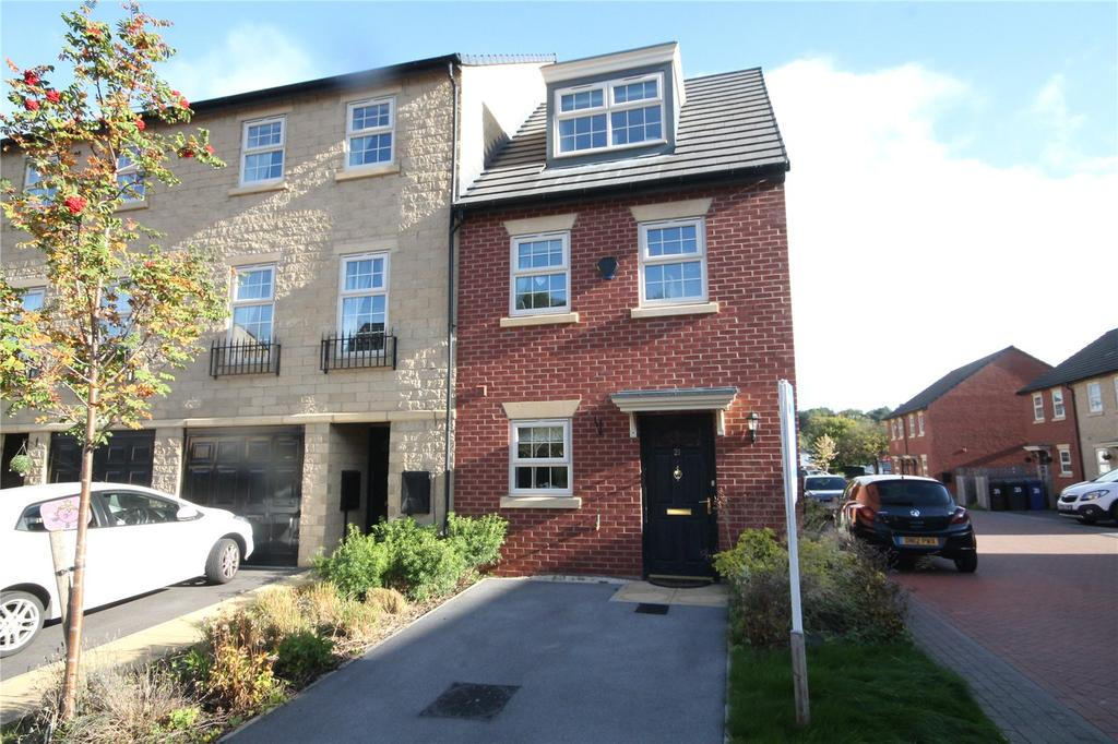 3 Bedrooms End Of Terrace House for sale in Woodbourn Gardens, Wombwell, Barnsley, S73