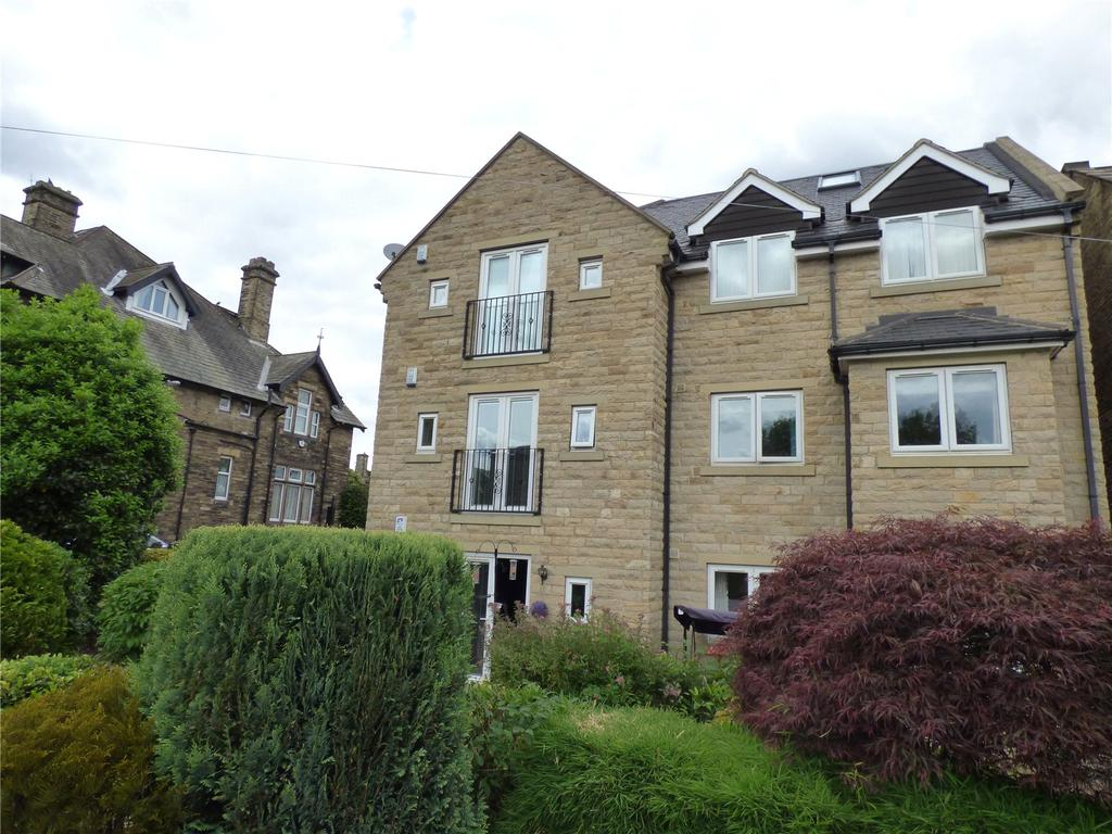 2 Bedrooms Apartment Flat for sale in Holdsworth House, 2 Holdsworth Street, Cleckheaton, BD19