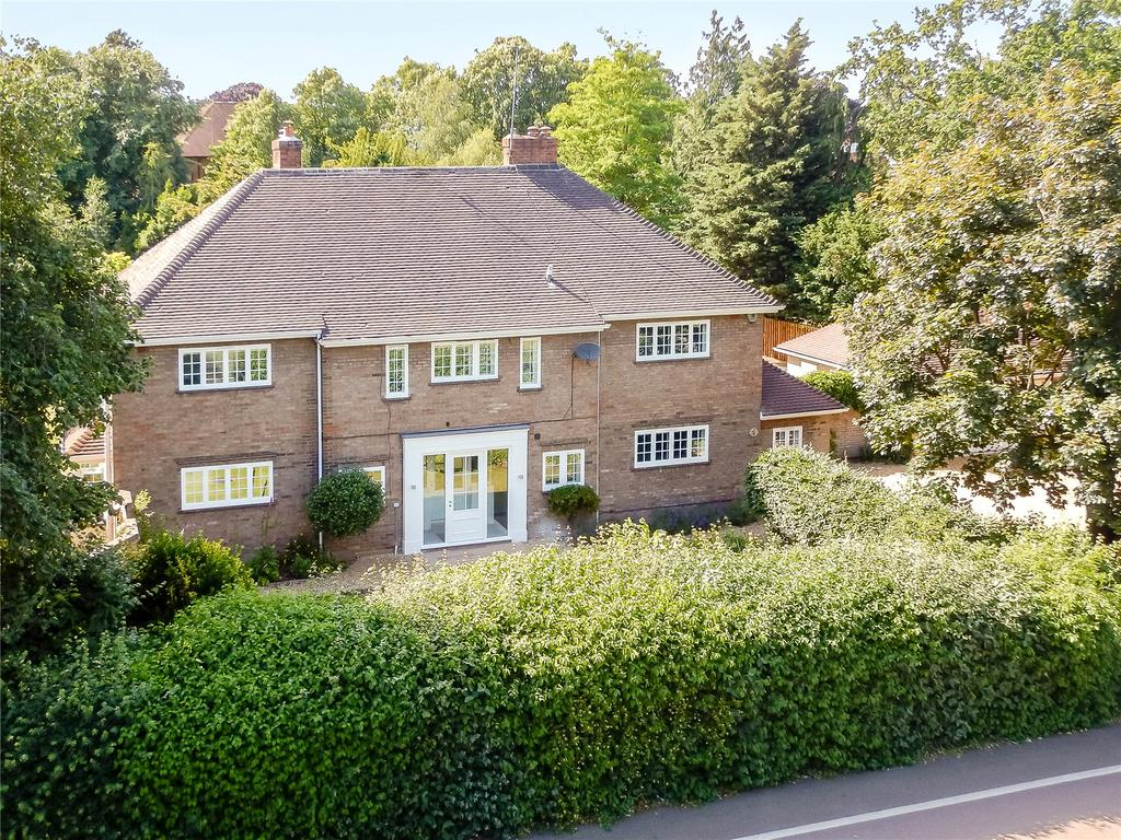 4 Bedrooms Detached House for sale in Trumpington Road, Cambridge