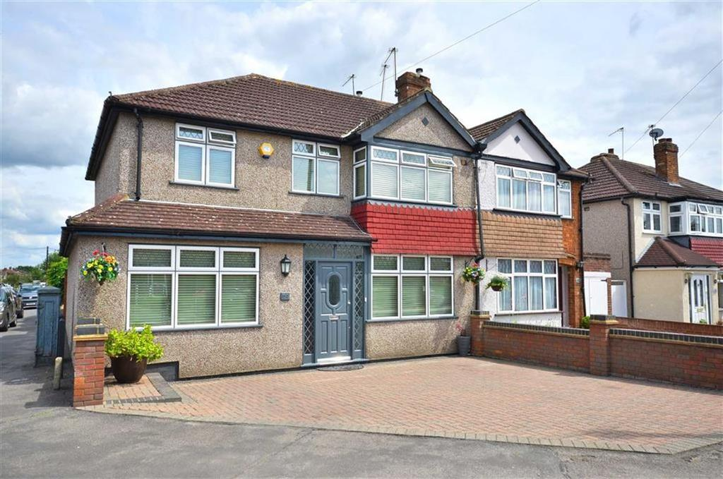 4 Bedrooms Semi Detached House for sale in Barton Way, Croxley Green, Hertfordshire