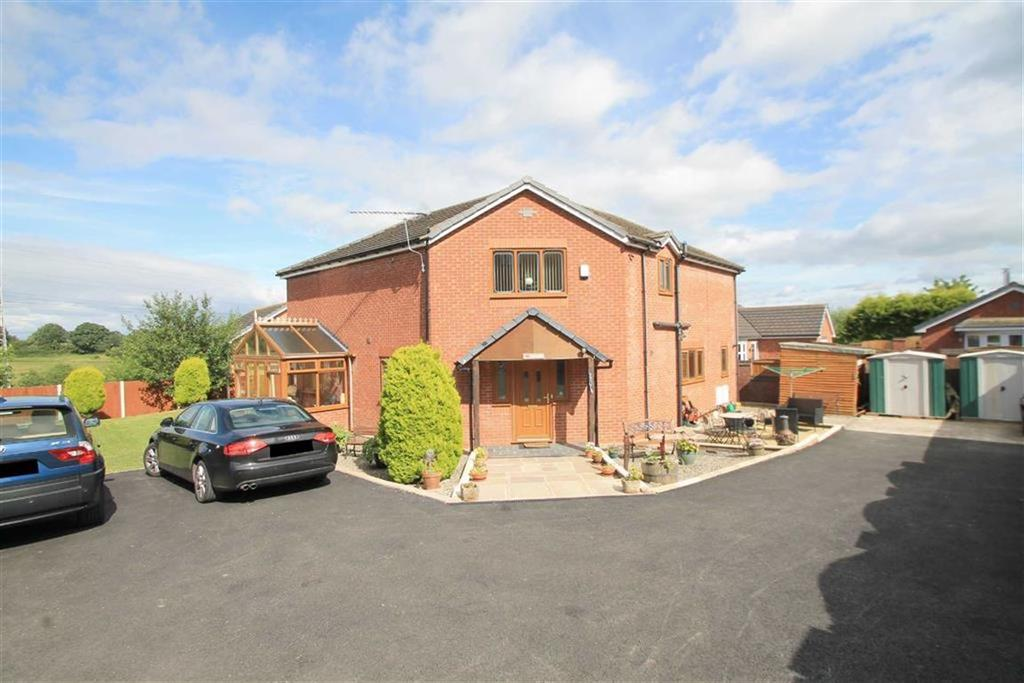 4 Bedrooms Detached House for sale in Stanley Road, Ponciau, Wrexham