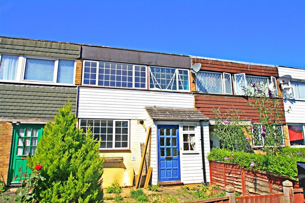 3 Bedrooms Terraced House for sale in Garrowmore Grove, Bletchley, Milton Keynes