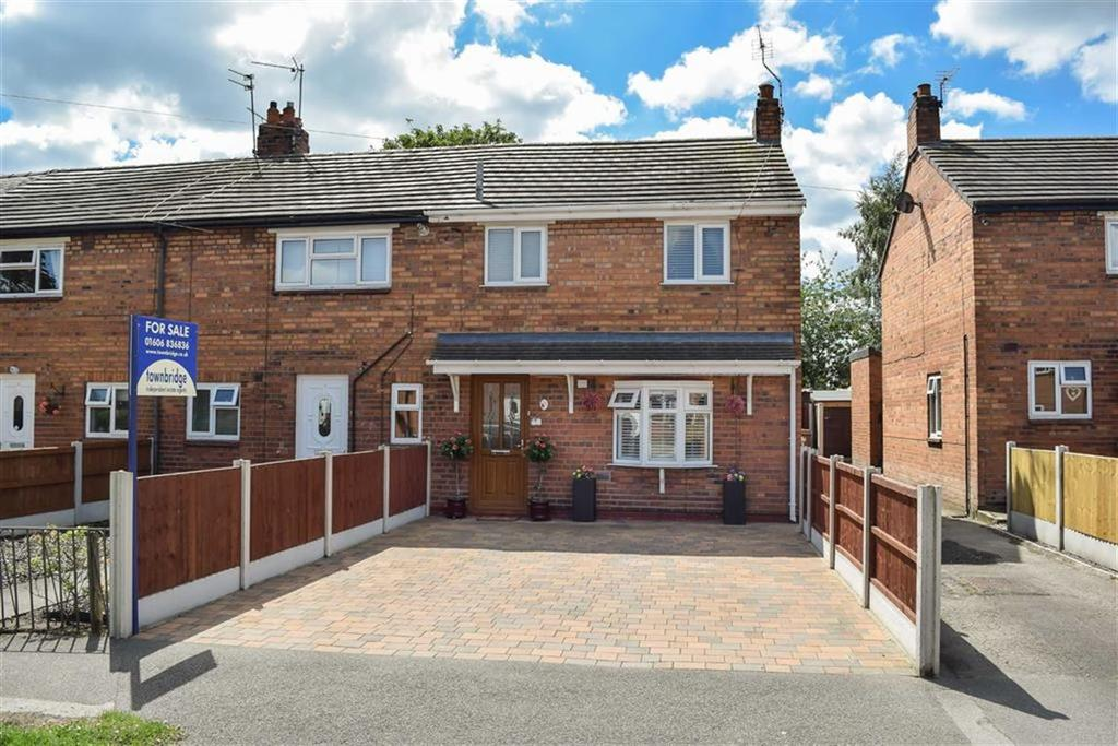 2 Bedrooms End Of Terrace House for sale in Hayhurst Avenue