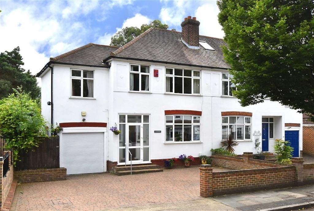 4 Bedrooms Semi Detached House for sale in Alexandra Crescent, Bromley, Kent