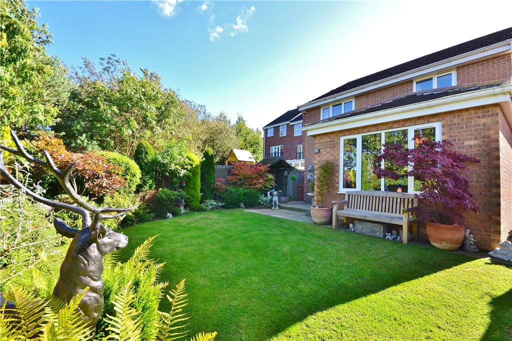 4 Bedrooms Detached House for sale in Forest Park, Stillington, Stockton-on-Tees