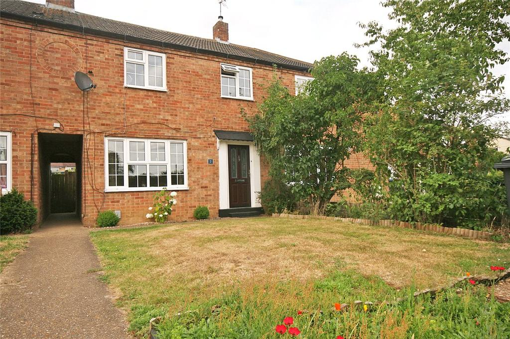 3 Bedrooms Terraced House for sale in Pinnate Place, Welwyn Garden City, Hertfordshire