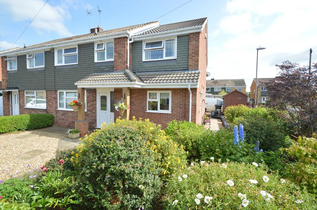 4 Bedrooms Semi Detached House for sale in Langley Drive, Norton, Malton YO17