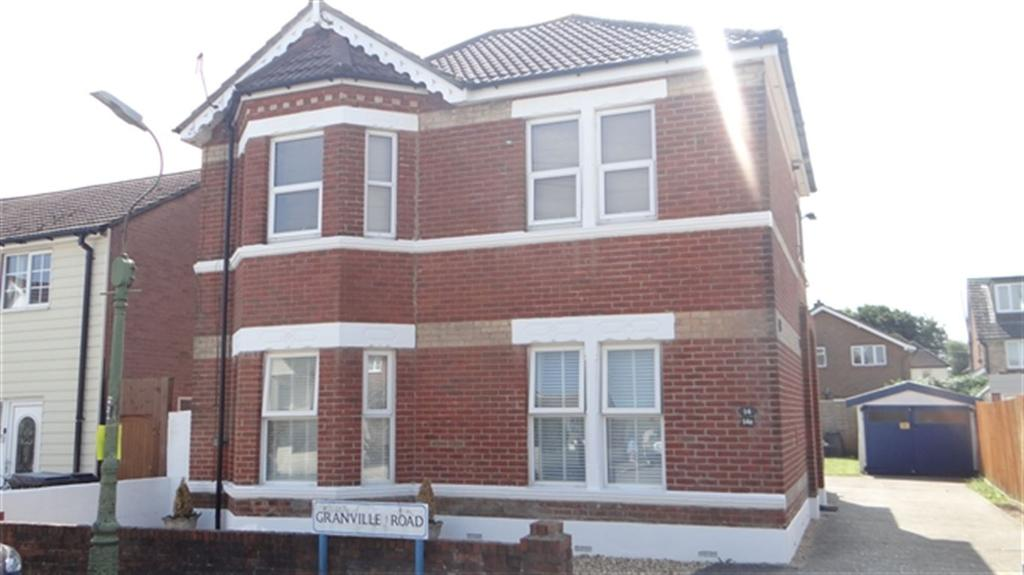2 Bedrooms Flat for rent in Granville Road, Bournemouth