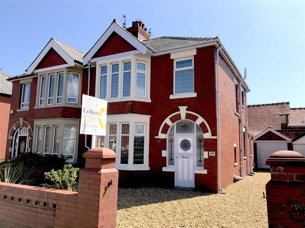 3 Bedrooms Semi Detached House for sale in St Martins Road, South Shore